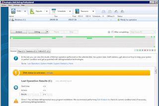 Auslogics Disk Defrag Professional 4.8.1