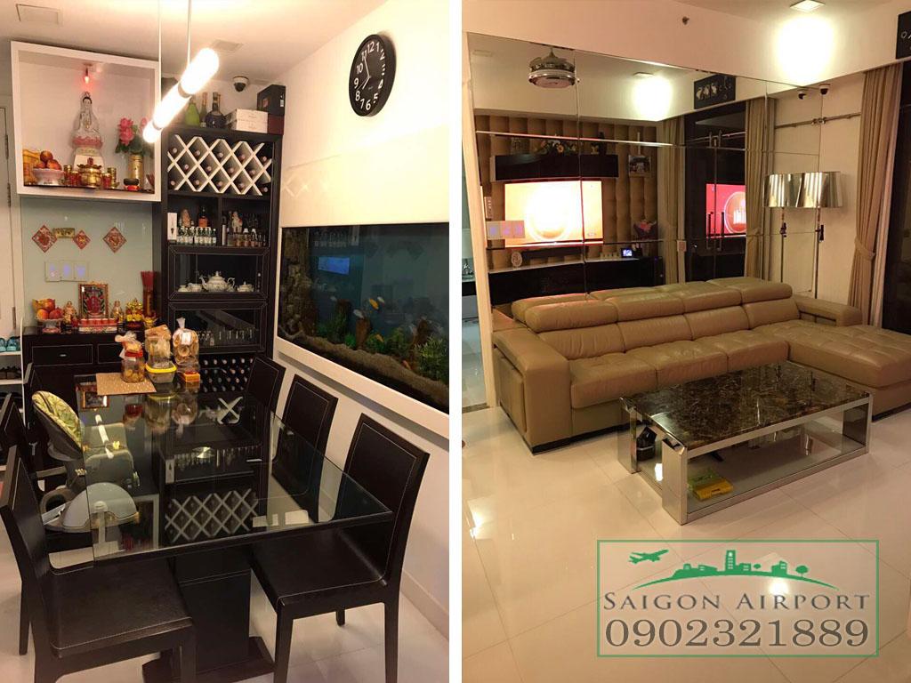 Bán căn hộ Saigon Airport 3 phòng ngủ tầng 9 - hình 4