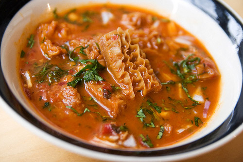 Tripe Mexican Food