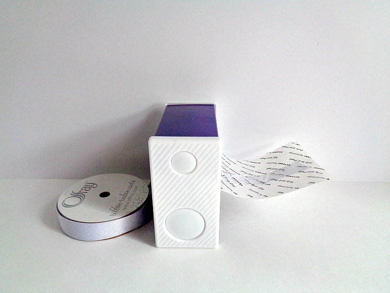 DIY: Stackable Gift Wrap Organizer - Running With A Glue Gun