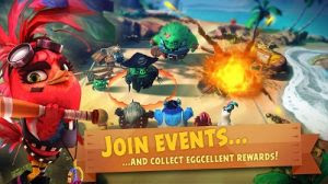 Angry Birds Evolution MOD APK v1.13.0 Android Full Hack God Mode Increased Damage Terbaru 2017