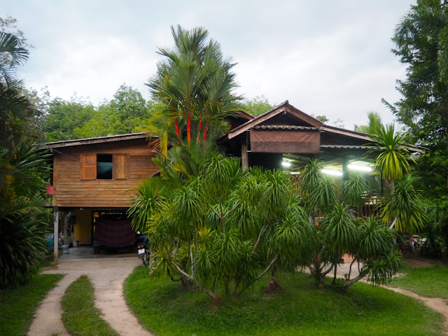 Homestay house in Krabi, Thailand
