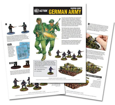 German painting guide