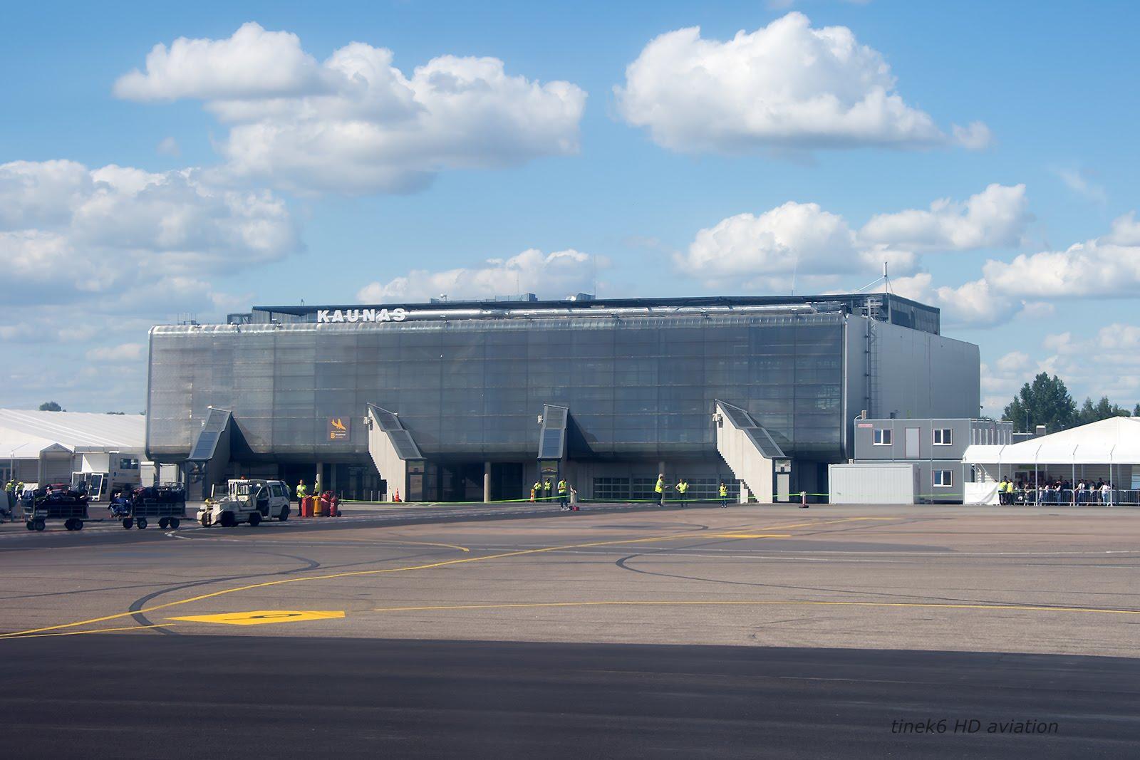 Aeroporto Waw : Tinek6 hd aviation: kaunas airport. 2017.07.22 23