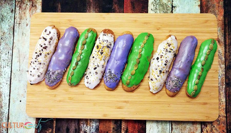 Modern French Eclairs by CulturEatz