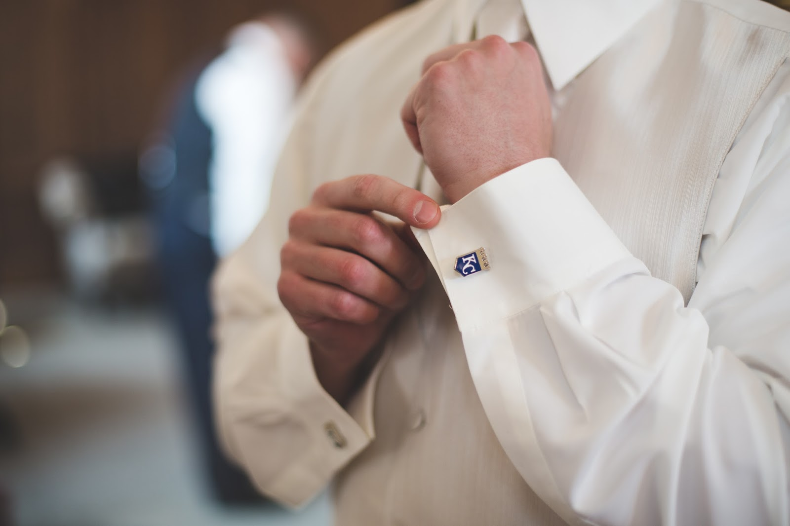 royals cufflinks