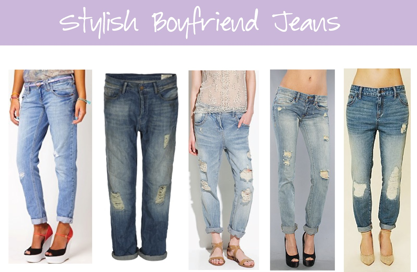 27dab8c0 Stylish Wardrobe Must Have: Boyfriend Jeans. Zara Skinny ...