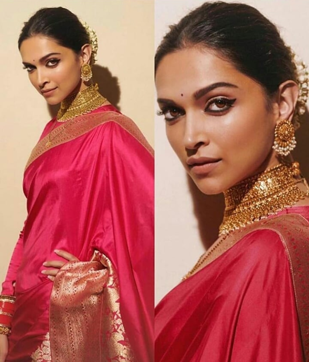 Deepika Padukone In Beautiful Jewelry