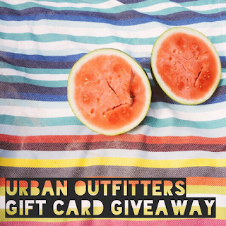 Enter the Urban Outfitters Giveaway. Ends 8/9. Open WW