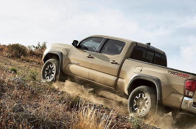 2018 Toyota Tacoma Redesign