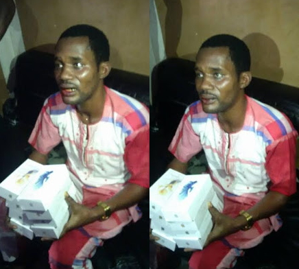 Jeep Jk 8 >> Photos: Seun Egbegbe Arrested For Stealing 9 iPhones At Computer Village In Ikeja ...