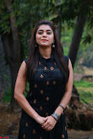 Actress Yamini Bhaskar in a Tight Black Sleeveless Dress ~  Exclusive 38.JPG