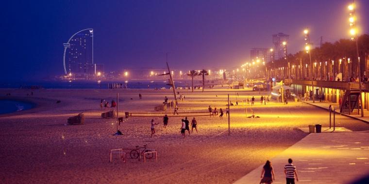 Barcellona la città di Spagna per i giovani