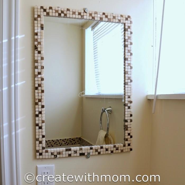 Create With Mom Diy Decor Mirror
