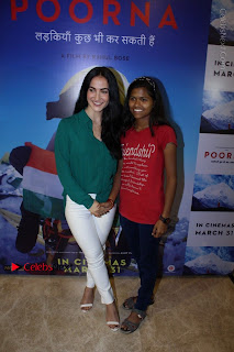 The Red Carpet Of The Special Screening Of Poorna  0055.JPG