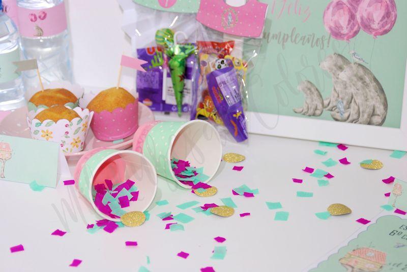 Fiestas temáticas de cumpleaños infantiles Manualidades niños