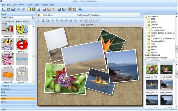 Software Picture Collage Maker