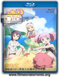 YuruYuri 1ª Temporada Torrent - BluRay Rip