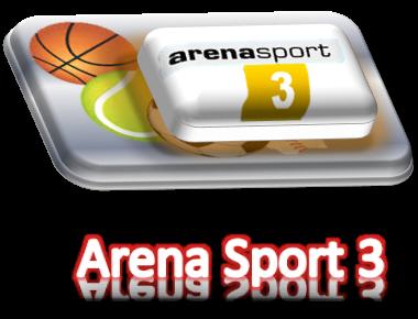 Arena Sport 3 Uzivo