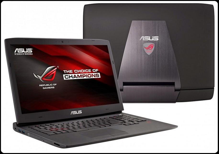 ASUS G751 Series Laptop Gaming Terbaru
