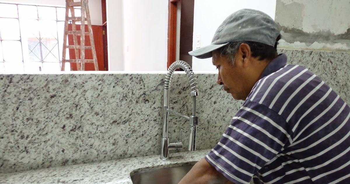 Encimeras mesas tablero cocina granito marmol piedra - Encimeras de piedra natural ...