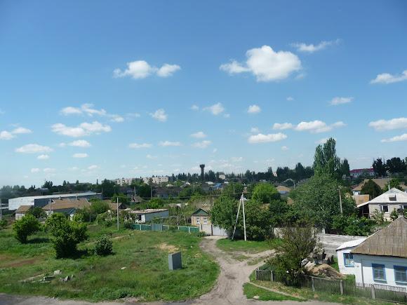 Новоалексеевка. Генический район. Херсонская область
