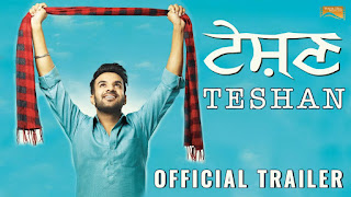 Teshan 2016 Full Punjabi Movie Watch & Download