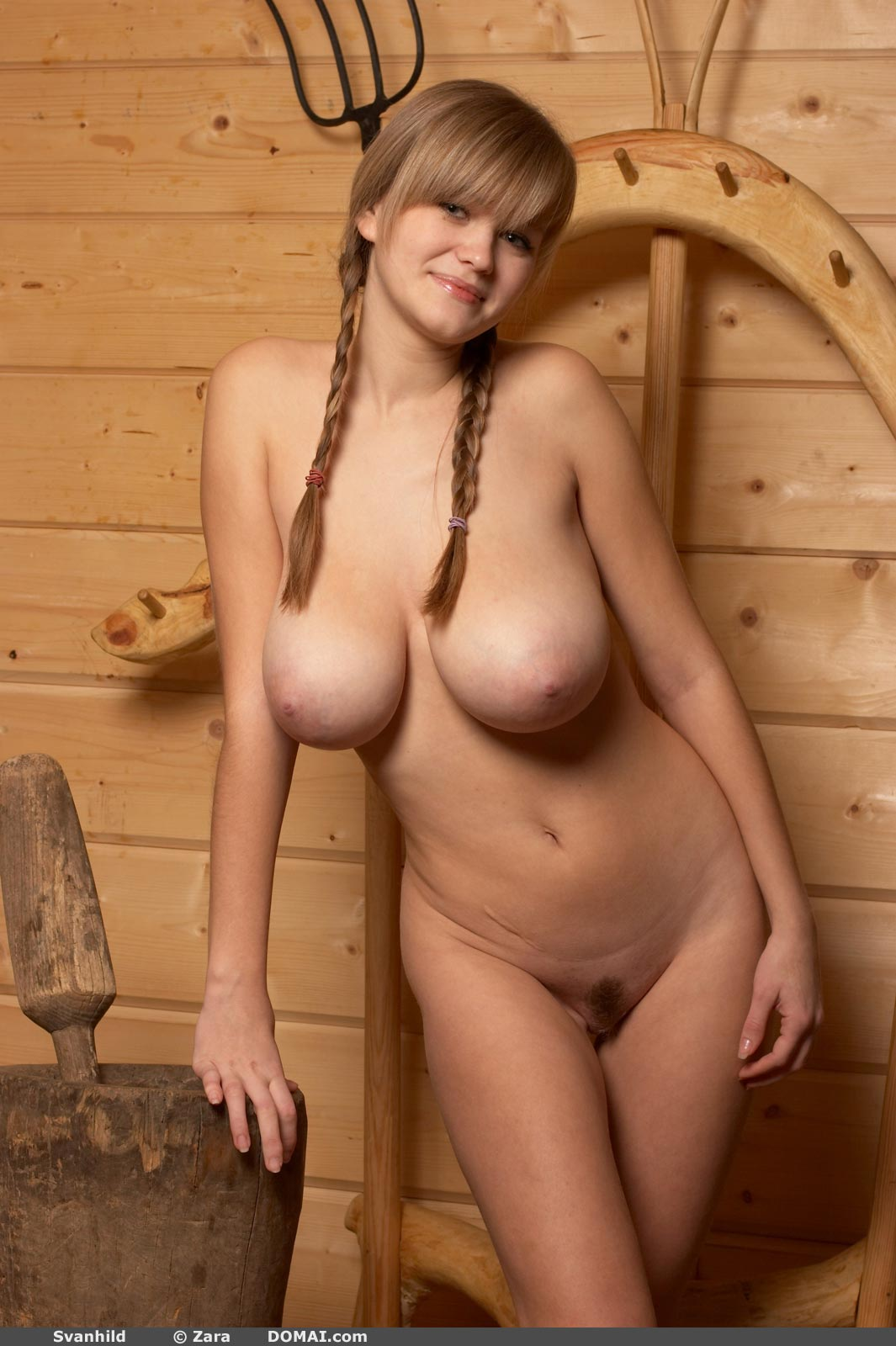 Good idea Busty swedish blonde really. And