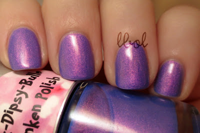 PinkDipsyBulle - Indian Ocean Swatch & Review