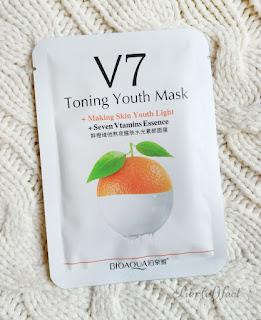 bioaqua maschere tessuto
