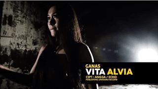 Lirik Lagu Ganas - Vita Alvia