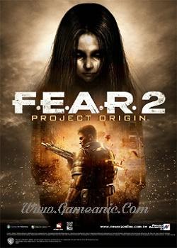 Fear 2 Project Origin Game Cover