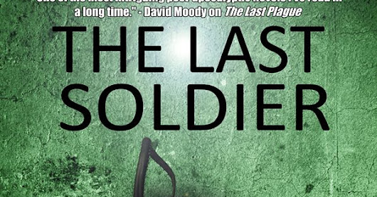 THE LAST SOLDIER RELEASE DAY!