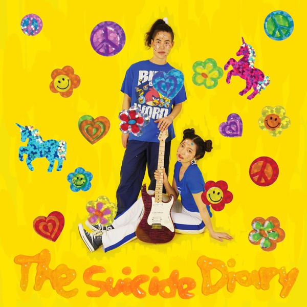 Summer Soul & Charming Lips – The Suicide Diary – EP