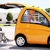 Berkat Mobil ini Pengguna Kursi Roda Dapat Mengendarai Mobil