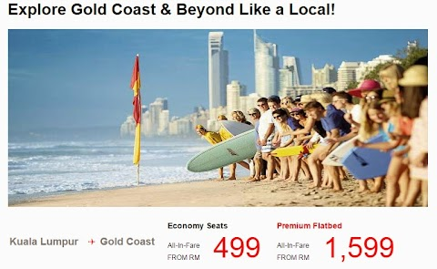 How To Explore Gold Coast & Beyond Like A Local In 5 Days?!!