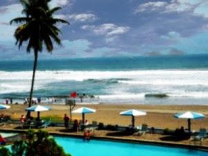Wiisata Pantai Pelabuhan Ratu Sukabumi Jawa Barat