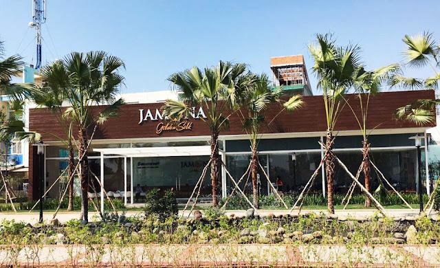 Văn phòng bán hàng Jamona Golden Silk quận 7 đã hoàn thiện, sẵn sàng cho công tác phục vụ kinh doanh.