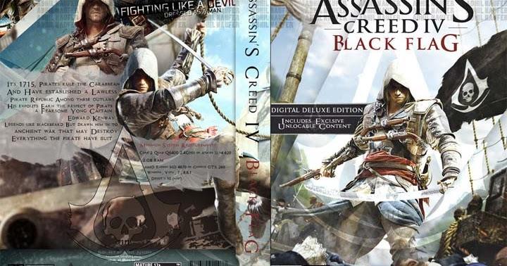 Mrdavidhany تحميل لعبة Assassins Creed Iv Black Flag ريباك