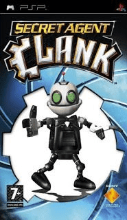 Secret Agent Clank Android apk [PSP/PPSSPP] (ISO +CSO)