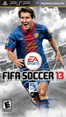 Download Game Fifa 13 PPSSPP Android Rar