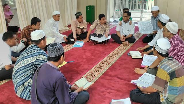 PKS Kota Medan Gelar Sehari Bersama Al-Qur'an Serentak Se-Kecamatan