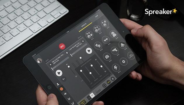 قم بتنزيل تطبيق Spreaker Studio لجهاز Android الخاص بك ، Spreaker Studio apk ، نعم ، من خلال هذه الطريقة ، ستتمكن من إنشاء محطة الراديو الخاصة بك وجعل الناس يستمعون إليك!  عمل إذاعي ، بث مباشر ، موقع إعلامي ، عالم تكنولوجيا ، بسام خربوطلي