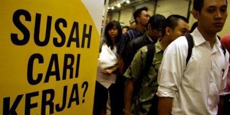 Alamak, Jumlah Pengangguran di Aceh Meningkat