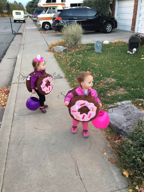 toddler donut costumes