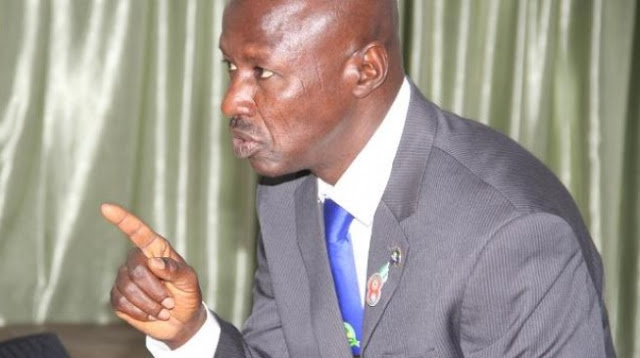Some forces want to pull me down, says Magu