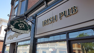 Teddy Gallagher's Irish Pub got their liquor license approved