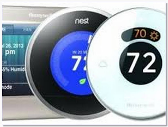 How to program nest thermostat manually
