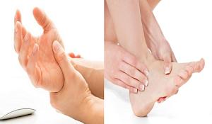 Cara Alami dan Mudah Mengatasi Kesemutan Pada Tangan dan Kaki