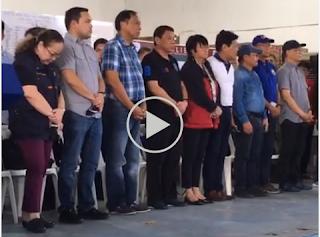 JUST IN: President Rodrigo Duterte, mamimigay ng relief goods sa mga biktima ng bagyo sa Cagayan